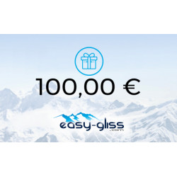 EASY-GLISS GIFT CARD 100€