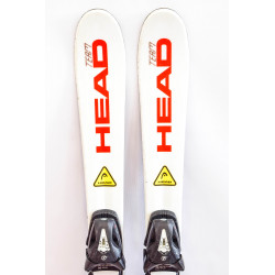 SKI TEAM SUPERSHAPE + TYROLIA SP45
