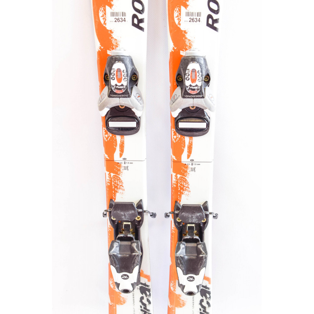 SKI RADICAL J + COMP J 4.5 OPEN