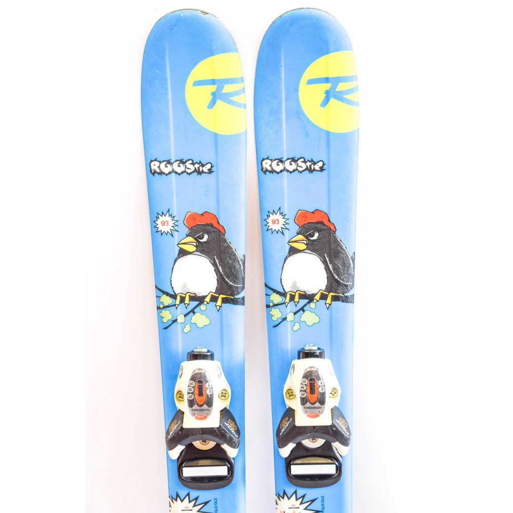 SKI ROOSTIE + COMP KID 2.5 OPEN