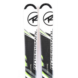 SKI ZS CARBON + FIX AXIUM 110 BLACK RED