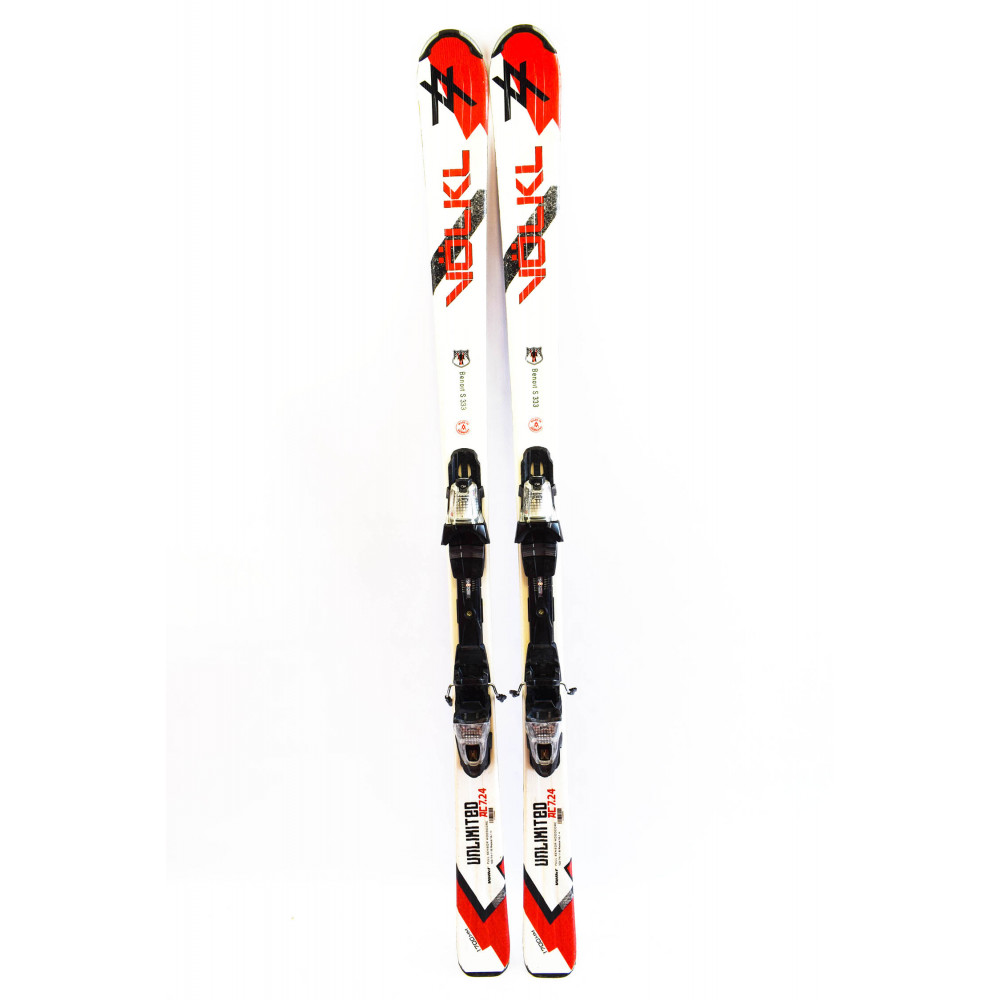 SKI UNLIMITED AC7.24 + FIX FASTRAK2 100 RTL