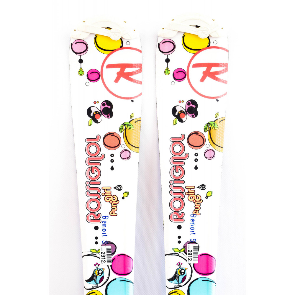 SKI FUN GIRL + FIX XELIUM 4.5 RTL
