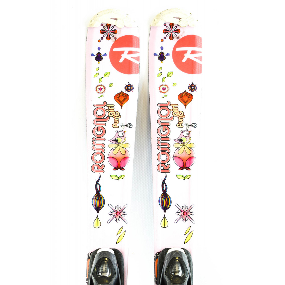 SKI FUN GIRL + AXIUM JR 7 RTL