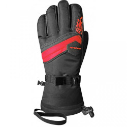 GANTS LOGIC BLACK RED