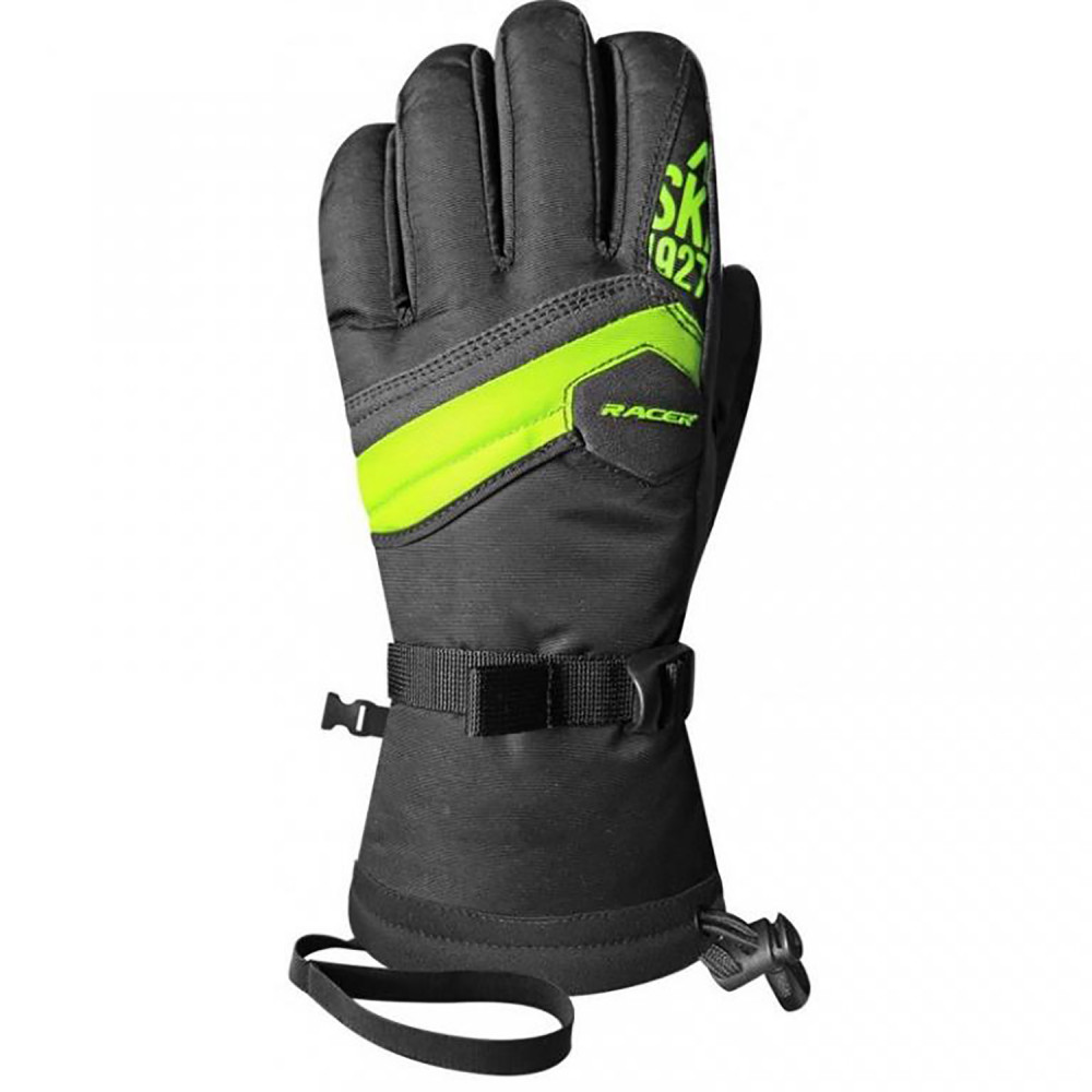 GANTS LOGIC BLACK LIME