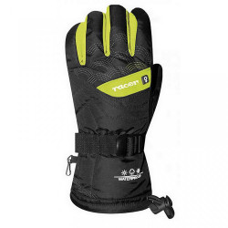 GANTS BLUE BLACK/LIME