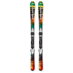 SKI SUPERPOWER LR + FIXATIONS TYROLIA LRX 4.5