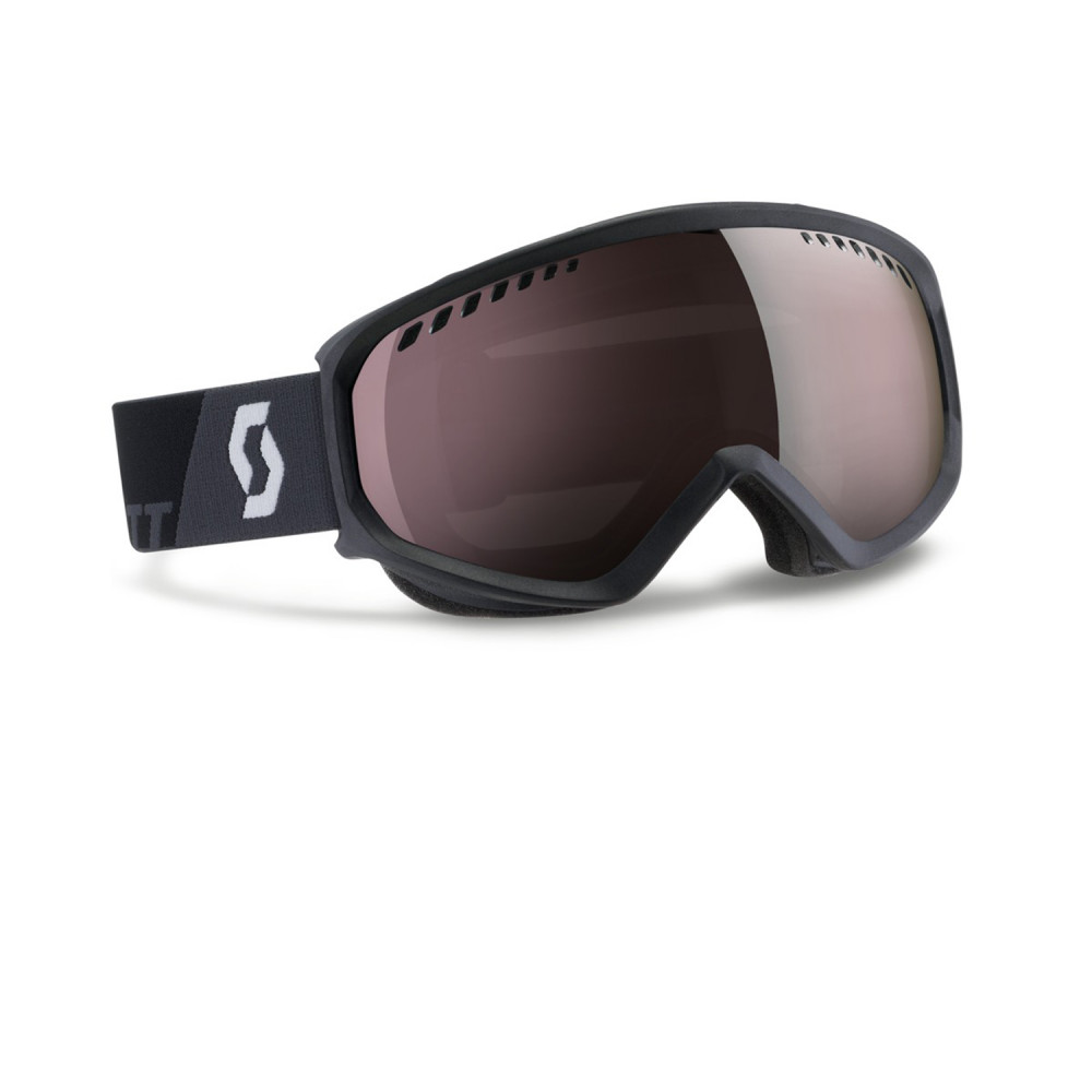 MASQUE DE SKI FAZE BLACK SILVER CHROME