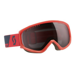 MASQUE DE SKI FAZE FLUO RED ECLIPSE BLUE AMPLIFIER