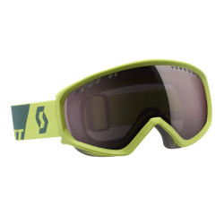 MASQUE DE SKI FAZE MACAW GREEN ALPINE GREEN AMPLIER
