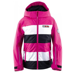 VESTE DE SKI COLTON JR FUSHIA RED