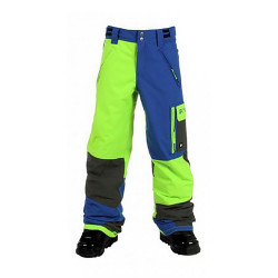 PANTALON DE SKI JUNIOR LADO JR GREEN