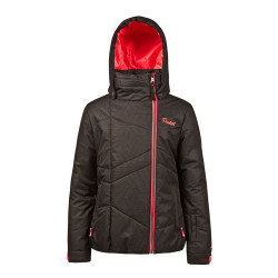 VESTE DE SKI APHRO JR TRUE BLACK