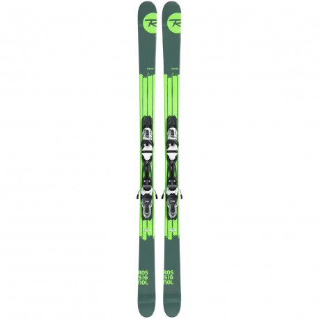 SKI SPRAYER + FIXATIONS LOOK XPRESS 10 B83 BLACK CARBON