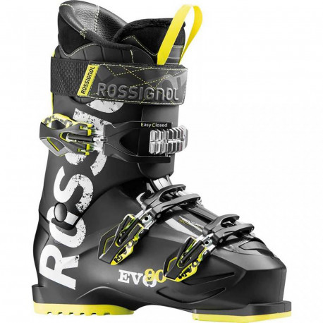 CHAUSSURES DE SKI EVO 90 BLACK/YELLOW