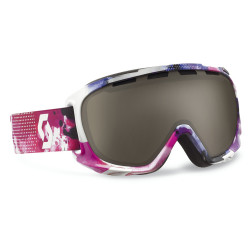MASQUE DE SKI FIX ACS BLACK CHROME FASHION WASH PINK