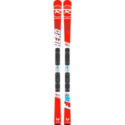 SKI HERO FIS GS PRO (R20 PRO) + FIXATIONS SPX 10 B73 WHITE ICON