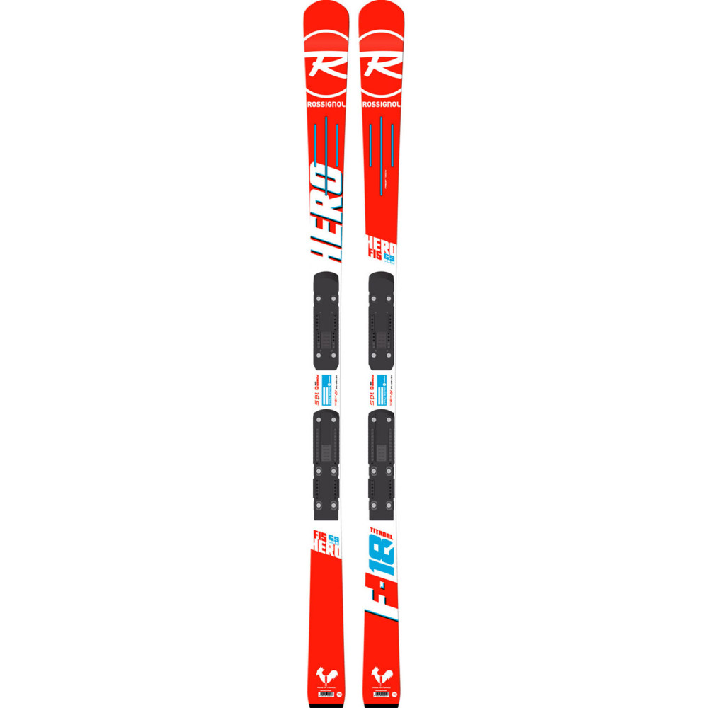 SKI HERO FIS GS PRO (R20 PRO) plus SPX 10 B73 WHITE ICON