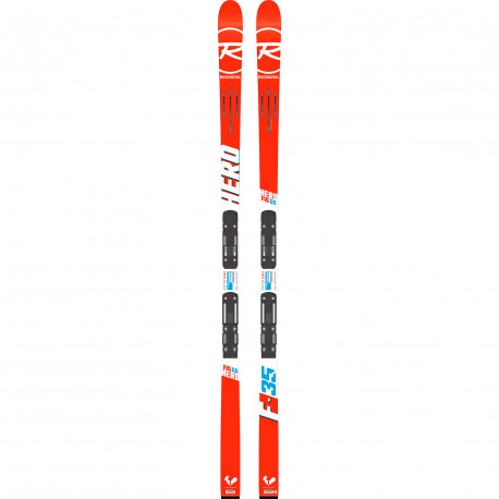 SKI HERO FIS GS (R21 WC) + FIXATIONS SPX 15 ROCKERFLEX MONDRIAN LTD