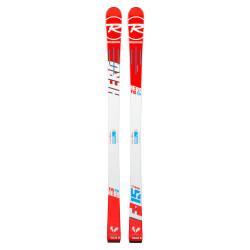 SKI HERO FIS GS OPEN + FIXATIONS NX JR 7 LIFTER B73 WHITE ICON