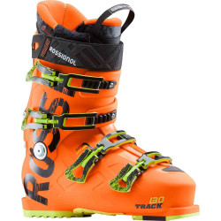 CHAUSSURE DE SKI TRACK 130 ORANGE