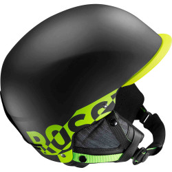 CASQUE DE SKI SPARK EPP BLACK NEON YELLOW