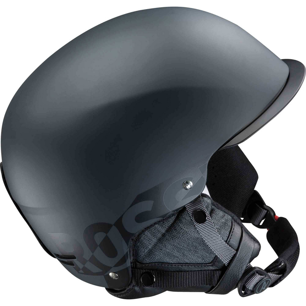CASQUE DE SKI SPARK EPP BLACK GREY