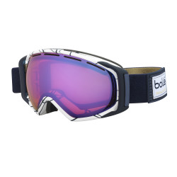 MASQUE DE SKI GRAVITY WHITE BLUE