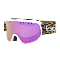 MASQUE DE SKI SCARLETT ANNA VEITH SIGNATURE SERIES ROSE GOLD