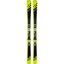 SKI EXPERIENCE 84 HD + FIXATIONS NX 12 KONECT DUAL WTR B90 BLACK YELLOW