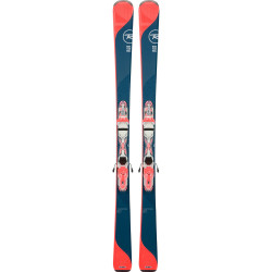SKI TEMPTATION 80 HD + FIXATIONS XPRESS W 10 B83 WHITE STRAMBERRY