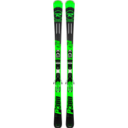 SKI PURSUIT 300 + FIXATIONS XPRESS 10 B83 BLACK GREEN