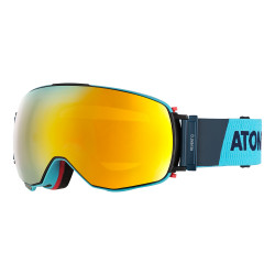MASQUE DE SKI REVENT Q BLUE
