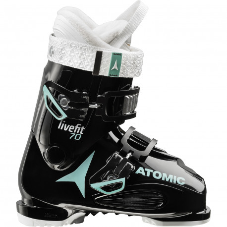ATOMIC CHAUSSURE DE SKI LIVE FIT 70 W BLACKMINTWHITE