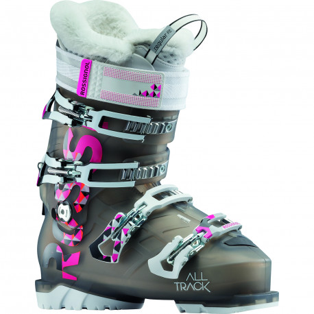 Chaussure Ski Light Rossignol 70w Black De Alltrack w0O8nPkX