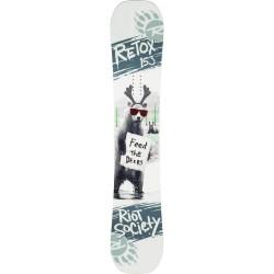 SNOWBOARD RETOX AMPTEK