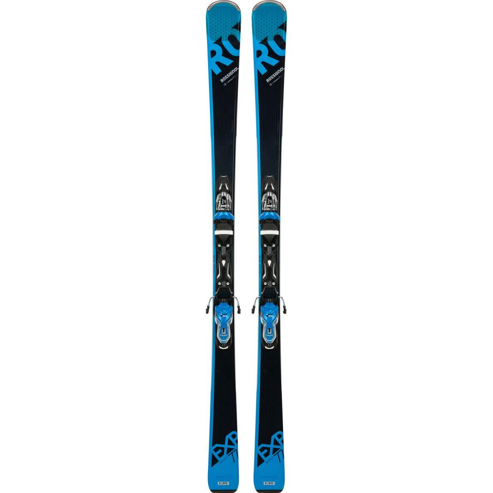 SKI EXPERIENCE 77 BASALT + FIXATIONS XPRESS 11 B83 BLACK BLUE