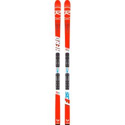 SKI HERO FIS GS (R21 WC) + BINDINGS SPX 15 ROCKERFLEX WHITE ICON