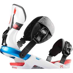FIXATION DE SNOWBOARD XV M/L