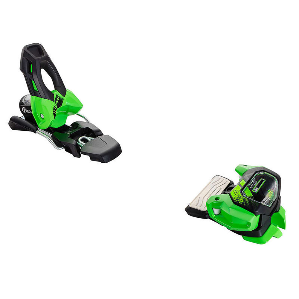 FIXATION DE SKI ATTACK 11 GW BRAKE 100 GREEN