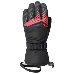 GANTS LOGIC 2 BLACK RED