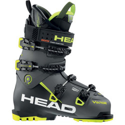 CHAUSSURE DE SKI VECTOR EVO 130S ANTHRACITE/BLACK YELLOW