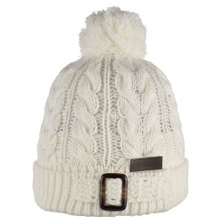 BONNET ASPEN HAT WHITE