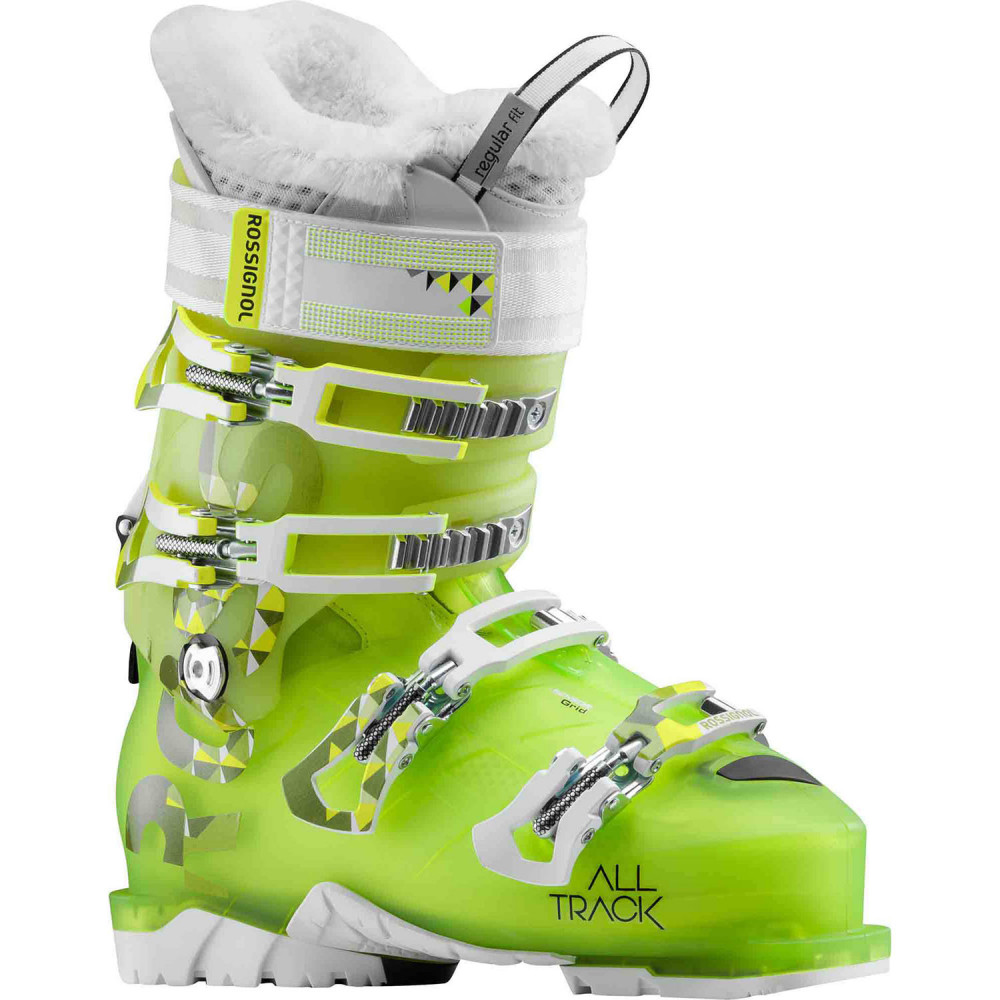CHAUSSURE DE SKI ALLTRACK 90 WOMEN ACID YELLOW