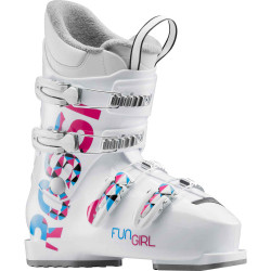 CHAUSSURE DE SKI FUN GIRL J4 WHITE