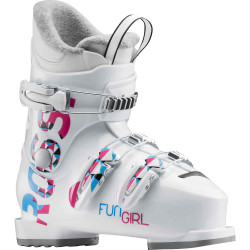 CHAUSSURE DE SKI FUN GIRL 3 WHITE
