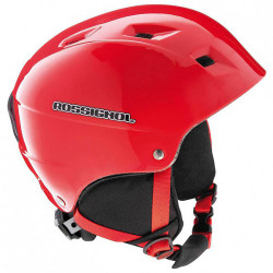 CASQUE DE SKI COMP J RED