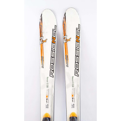 SKI ZENITH X + AXIUM 100 BLACK/ORANGE RTL