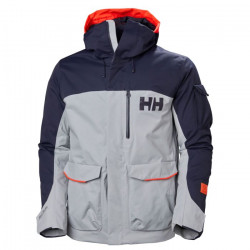 VESTE DE SKI FERNIE 2.0 LIGHT GREY